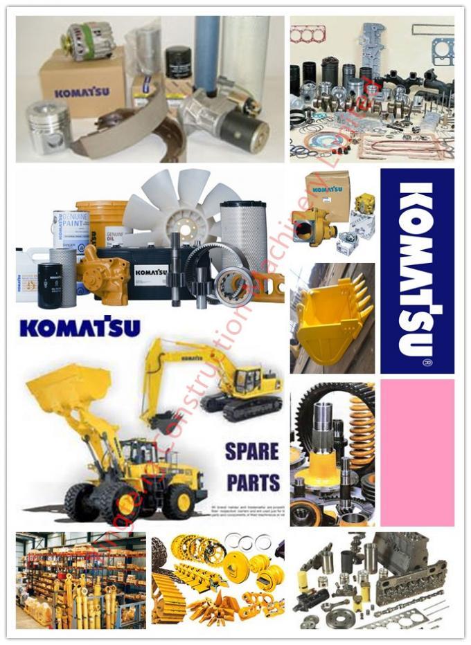 Komatsu PC200 - 6 Excavator 87080 Series Engine Mount 20Y-01-12210